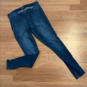 A&F womens jeans sz 10/30